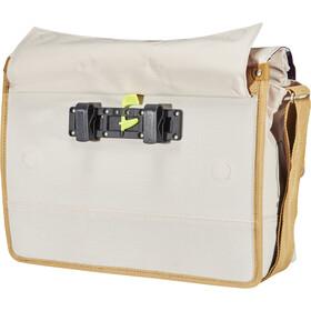 Basil Portland Messenger - Bolsa bicicleta - 20l beige